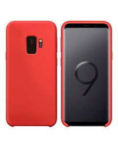 Чехол Original Soft Touch Case for Samsung S9/G960 Red