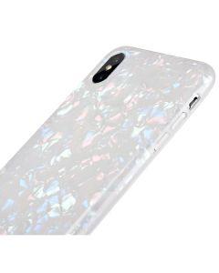 Original Silicon Case Xiaomi Redmi 6a Pearl White