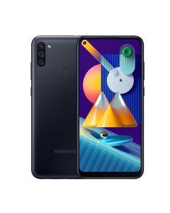 Samsung Galaxy M11 SM-M115F 3/32GB Black (SM-M115FZKNSER)
