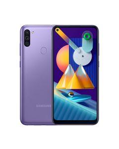 Samsung Galaxy M11 SM-M115F 3/32GB Violet (SM-M115FZLNSER)
