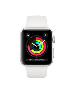 Apple Watch Series 3 38mm Silver/White (MTEY2)