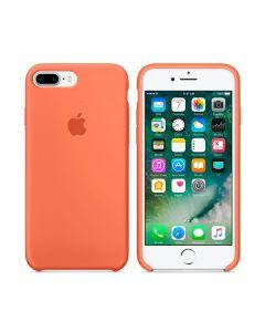 Чехол Soft Touch для Apple iPhone 8 Plus New Apricot