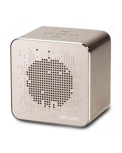 Портативная Bluetooth колонка Wesdar K31 Gold