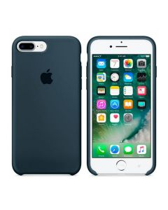 Чехол Soft Touch для Apple iPhone 8 Plus Mist Blue