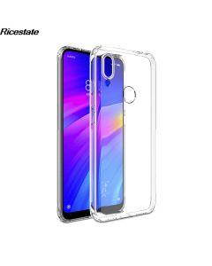 Original Silicon Case Xiaomi Redmi 7 Clear