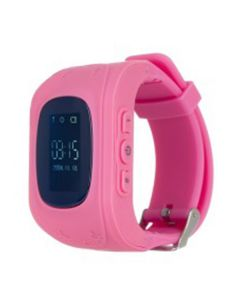 Детские умные часы Ergo GPS Tracker Kid`s K010 Pink