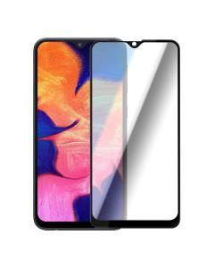Защитное стекло для Samsung A10-2019/M10-2019/M20-2019 5D Black (тех.пак)