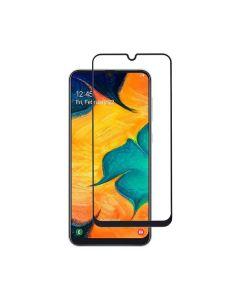 Защитное стекло для Samsung A30s-2019/A50s-2019/M30s-2019/M31-2020/M21 3D Black (тех.пак)