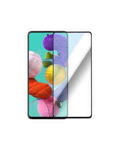 Защитное стекло для Samsung A51-2020/M31s-2020 3D Black
