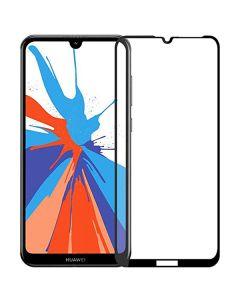 Защитное стекло для Huawei Y7 2019/Enjoy 9 3D Black (тех.пак)