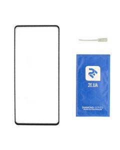Защитное стекло для Samsung Note 10 Lite/N770 3D Black 2E FCFG 2E-G-N10L-LT-BB