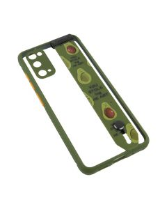 Чехол Altra Belt Case для Samsung S20/G980 Avocado