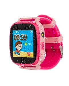 Детские умные часы AmiGo GO001 iP67 Pink
