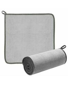 Микрофибра Baseus Easy Life Car Washing Towel 40*40м 2шт Grey (CRXCMJ-0G)