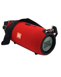 Портативная Bluetooth колонка JBL Xertmt S6 Max + Power Bank Red (копия)