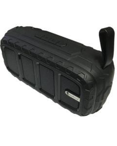 Портативная Bluetooth колонка New Rixing NR5018FM Black