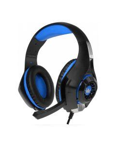 Наушники Crown CMGH-102T Black/Blue