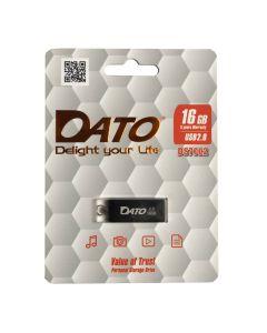 Флешка Dato 16Gb DS7002 Black USB 2.0