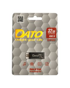 Флешка Dato 32Gb DS7002 Black USB 2.0