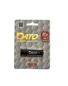 Флешка Dato 32Gb DS7006 Black USB 2.0