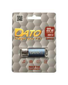 Флешка Dato 32Gb DS7012 Blue USB 2.0