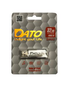 Флешка DATO DS7012 32GB Silver (DS7012S-32G)