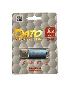 Флешка Dato 8Gb DS7012 USB 2.0 Blue