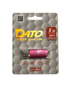 Флешка Dato 8GB DS7012 Pink (DS7012P-8G)