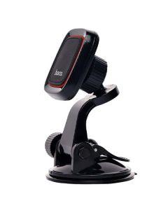 Автодержатель для телефона магнитный Hoco CA28 Happy Journey Series Suction Cup Black