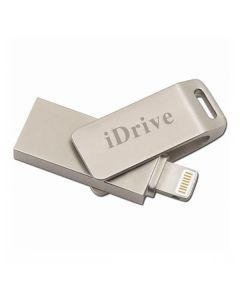 Флешка iDrive 16GB Lightning Silver