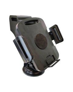 Автодержатель для планшета JH4809 Black