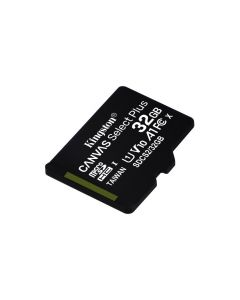 Карта памяти Kingston 32GB microSDHC Class 10 UHS-I Canvas Select Plus 100R (без адаптера)