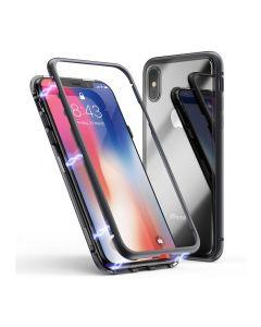 Чехол Magnet 360 Case iPhone XS Max Black
