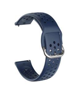 Ремешок для браслета Nike для Xiaomi Amazfit/Samsung 22 mm Dark Blue