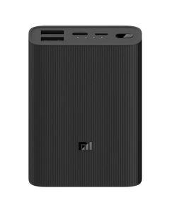 Внешний аккумулятор Power Bank Xiaomi Power Bank 3 Ultra Compact Black 10000mAh (BHR4412GL)