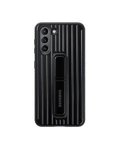 Чехол накладка Samsung G996 Galaxy S21 Plus Protective Standing Cover Black (EF-RG996CBEG)
