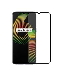 Защитное стекло для Realme С11 5D Black (тех.пак)