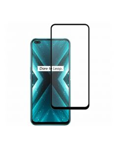 Защитное стекло для Realme X3 5D Black (тех.пак)