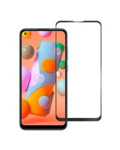 Защитное стекло для Samsung A11-2020/A115/M11-2020/M115 3D Black