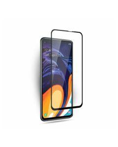 Защитное стекло для Samsung A60-2019/M40-2019 3D Black (тех.пак)