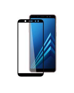 Защитное стекло для Samsung A6 Plus 2018/A605 3D Black