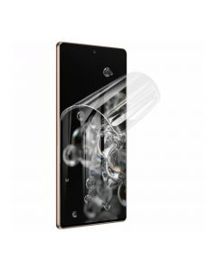Защитная пленка iPhone 12/12 Pro Back Film Hydragel тех.пак