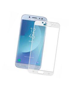 Защитное стекло для Samsung J3-2017/J330 3D White