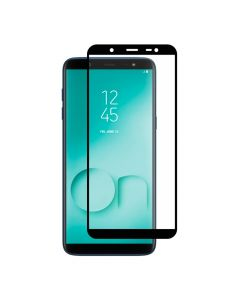Защитное стекло для Samsung J8-2018/J810 3D Black