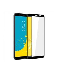Защитное стекло для Samsung J8-2018/J810 5D Black (тех.пак)