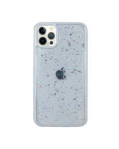 Чехол Shiny Stars Case для iPhone 12 Pro Max White