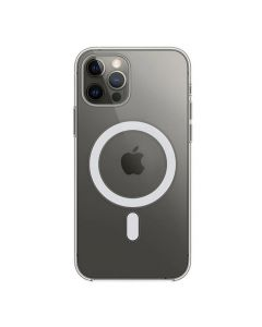 Чехол Shockproof Magnet MagSafe Case для iPhone 12 Pro Max Clear