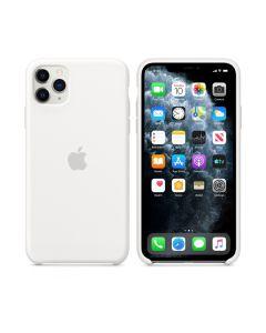 Чехол Soft Touch для Apple iPhone 11 Pro White (Original)