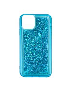 Чехол Sparkle Glitter Case для iPhone 12 Mini Blue