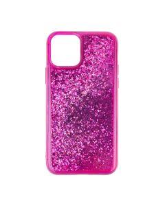 Чехол Sparkle Glitter Case для iPhone 12 Pro Max Pink